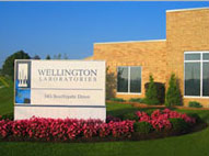 Wellington Laboratories History